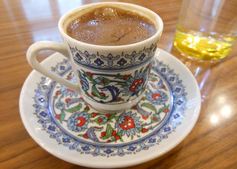 history of turkish coffee