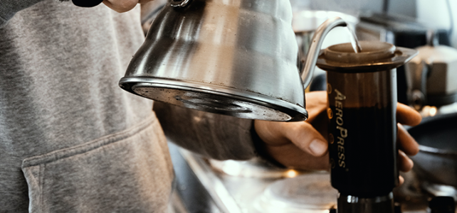 10 Aeropress Tips and Tricks to Make Your Coffee Better