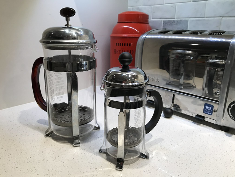 variations of the french press